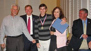 High School Honors Banquet